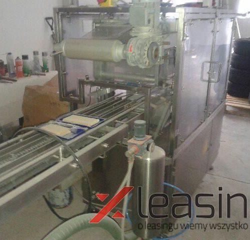 Linia do pakowania ziemniaków LPP420-30M, 160 000 PLN, Zakroczym leasing